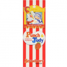 Punch And Judy Childrens' Strawberry Toothpaste 50ml