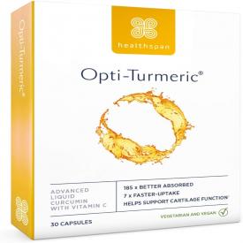 Healthspan Opti-Tumeric - 30 Capsules