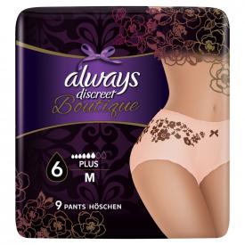 Always Discreet Boutique Incontinence Pants Medium - 9