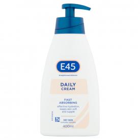 E45 Fast Absorbing Daily Cream - 400 ml