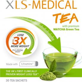 XLS Medical Weight Loss Tea - 30 Sachets