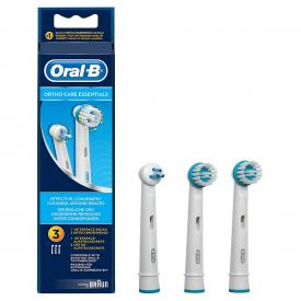 Oral-B Power Orthodontic Refills - Pack Of 3
