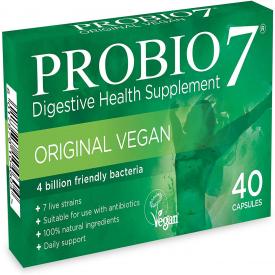Probio7 Original Vegan Capsules - 40 Pack