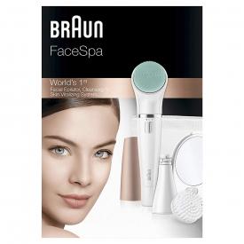 Braun FaceSpa 851V 3-In-1 Facial Epilator