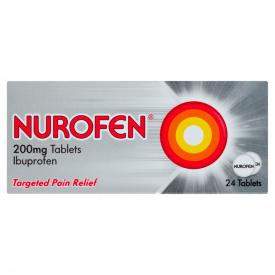 Nurofen 200mg Tablets 24 Tablets