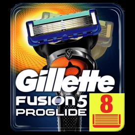 Gillette Fusion5 ProGlide Razor Blades – 8 Pack