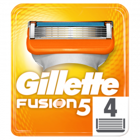 Gillette Fusion5 Razor Blades – 4 Pack