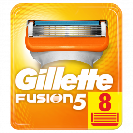 Gillette Fusion5 Razor Blades – 8 Pack