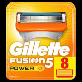 Gillette Fusion5 Power Razor Blades – 8 Pack