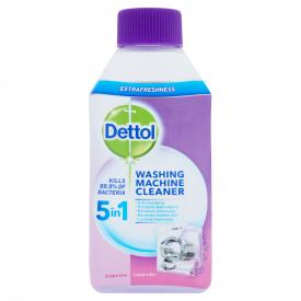 Dettol Washing Machine Cleaner Lavender - 250ml