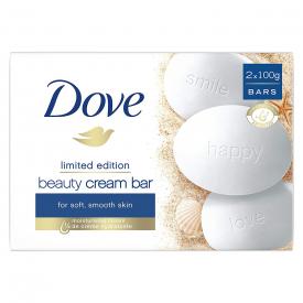Dove Beauty Cream Bar 2x100g