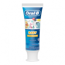 Oral-B Baby 0-2 Years Toothpaste for First Teeth