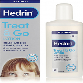 Hedrin Treat & Go Lotion – 50ml