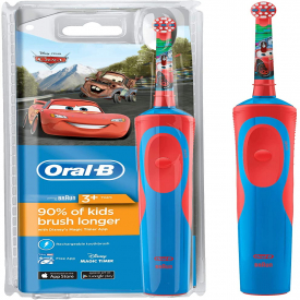 Oral-B Vitality Kids Electric Toothbrush – Disney Cars