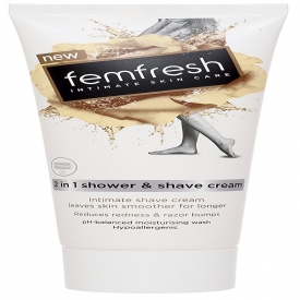 Femfresh Shower And Shave Creme 200ml