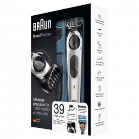 Braun Electric Beard Trimmer & Hair Clipper BT5060