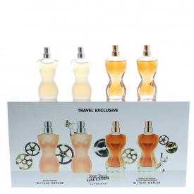 Jean Paul Gaultier Ladies 2 x Classic 6ml /2 x Classic Essence EDT
