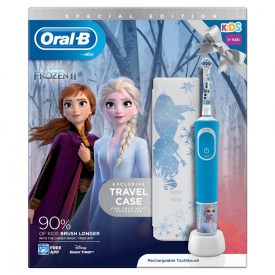 Oral-B Kids Electric Toothbrush Frozen 2 With Travel Case
