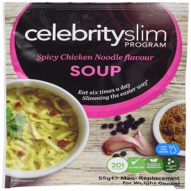 Celebrity Slim Soup Sachet - Chicken Noodle Flavour