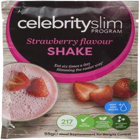 Celebrity Slim Handy Pack Strawberry 7 Sachet - Expiry 06/2019