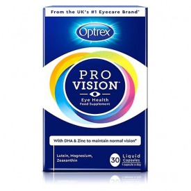 Optrex Provision Plus Eye Health Supplement - 30 Capsules