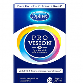 Optrex Provision Eye Health Supplement - 90 Capsules
