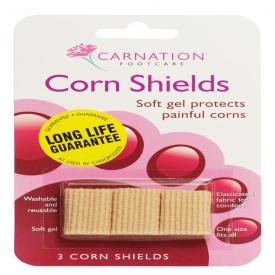 Carnation 3 Corn Shields