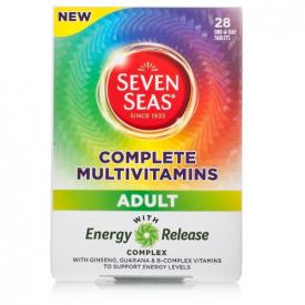 Seven Seas Complete Multivitamins Adult - 28 Tablets