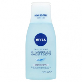 Nivea Daily Essentials Extra Gentle Eye Makeup Remover 125ml