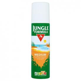 Jungle Formula Medium Aerosol Insect Repellent - 150ml
