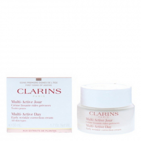 Clarins Multi-Active Day Early Wrinkle Correction Cream 50ml