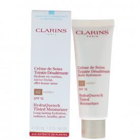Clarins Hydraquench Tinted Moisturizer #02 Honey 50ml