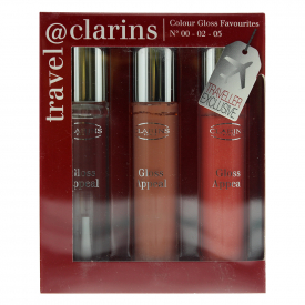 Clarins Travel Colour Gloss Favourites Appeal