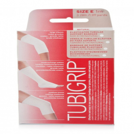 Tubigrip Support Bandage Natural Size E 1 Metre