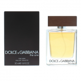 Dolce & Gabanna The One Man EDT - 50ml Spray