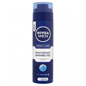 Nivea Men Moisturising Shaving Gel 200ml