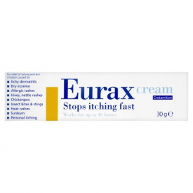 Eurax Cream - 30g