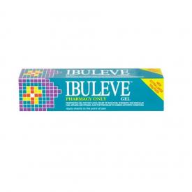 Ibuleve Ibuprofen Gel - 100g