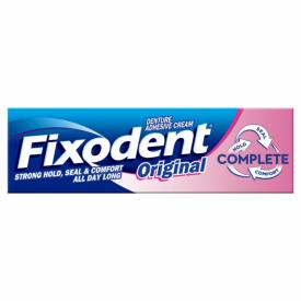 Fixodent Complete Original Denture Adhesive - 47g