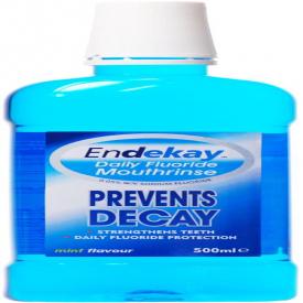 Endekay Fluoride Mouthrinse - 500ml