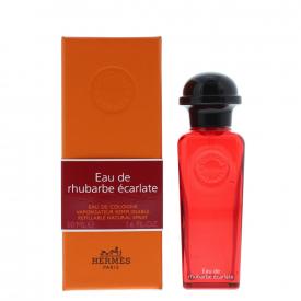 Hermes Eau De Rhubarbe Ecarlate EDC - 50ml