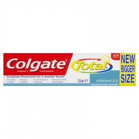 Colgate Total Advanced Antibacterial & Fluoride Toothpaste – 125ml