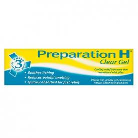 Preparation H Clear Gel - 25g
