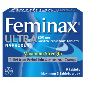Feminax Ultra Pain Relief - 9 Tablets