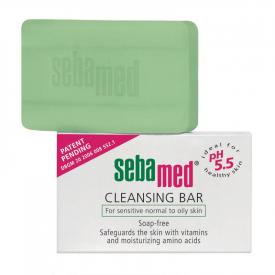 Sebamed Cleansing Soap-Free Bar – 150g