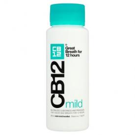 CB12 Safe Breath Oral Care Agent Mild Mint - 250ml