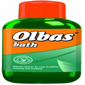 Olbas Bath Oil - 250ml