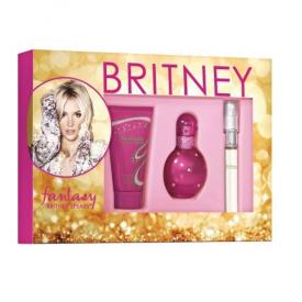 Britney Fantasy 30ml Eau De Parfum Gift Set