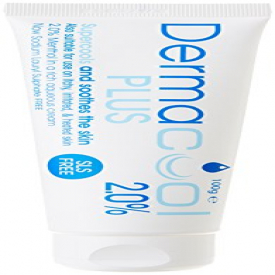Dermacool Plus 2% Menthol Aqueous Cream – 100g