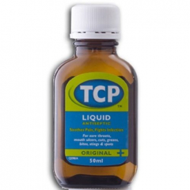 TCP Liquid Antiseptic Original - 50ml